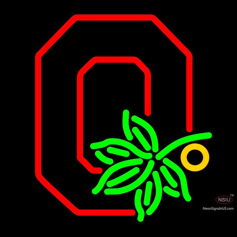 Custom Osu Alumni Logo Neon Sign