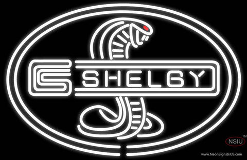 Shelby Real Neon Glass Tube Neon Sign