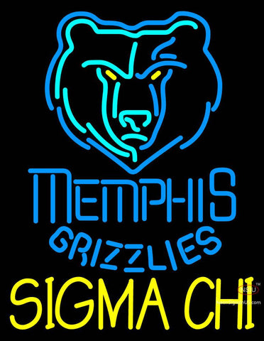 Custom Sigma Chi Neon Sign