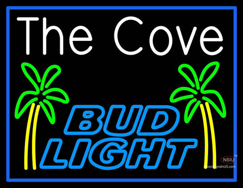 Custom The Cove Bud Light Neon Sign