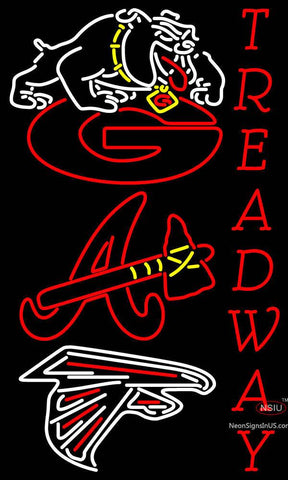 Custom Treadway Neon Sign