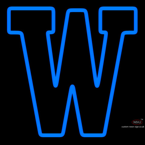 University Of Washington Logo Neon Sign x