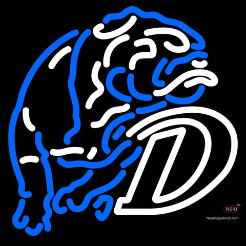 Drake Bulldogs Neon Sign x