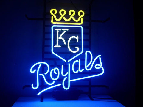 Kansas Royals Neon Sign