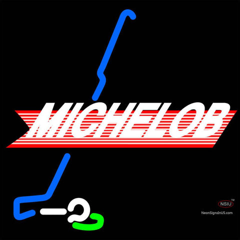 Michelob Golf Putter Neon Beer Sign x