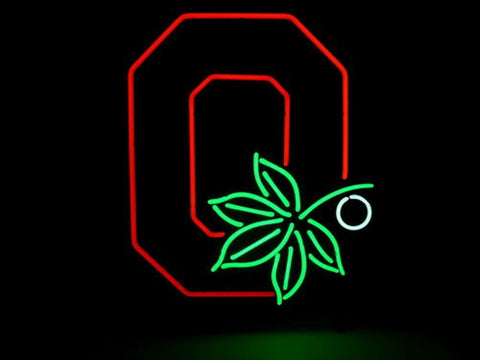 Ohio State Buckeyes Neon Sign