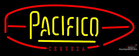 Pacifico Cerveza Neon Sign