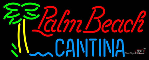 Palm Beach Cantina Neon Sign