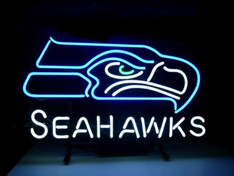 Seattle Seahawks Neon Sign