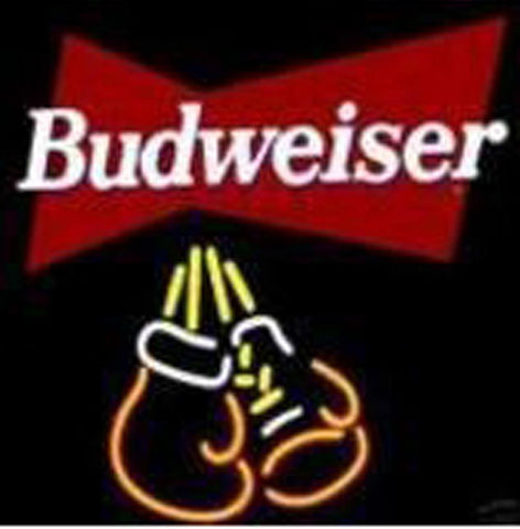 Budweiser Strong Neon Signs