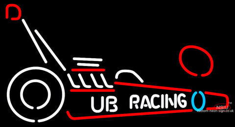 Ub Racing Neon Sign