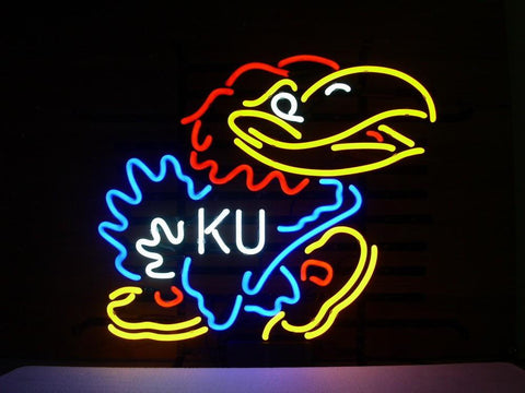 University Of Kansas Neon Sign