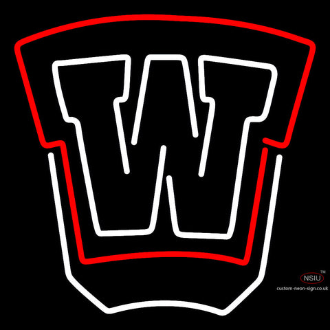 Western Kentucky Hilltoppers Alternate  Pres Logo Ncaa Neon Sign