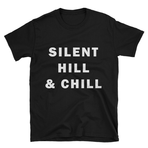 SILENT HILL & CHILL TEE