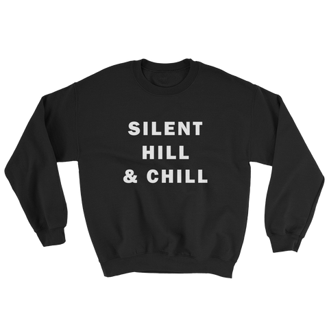 SILENT HILL & CHILL SWEATER