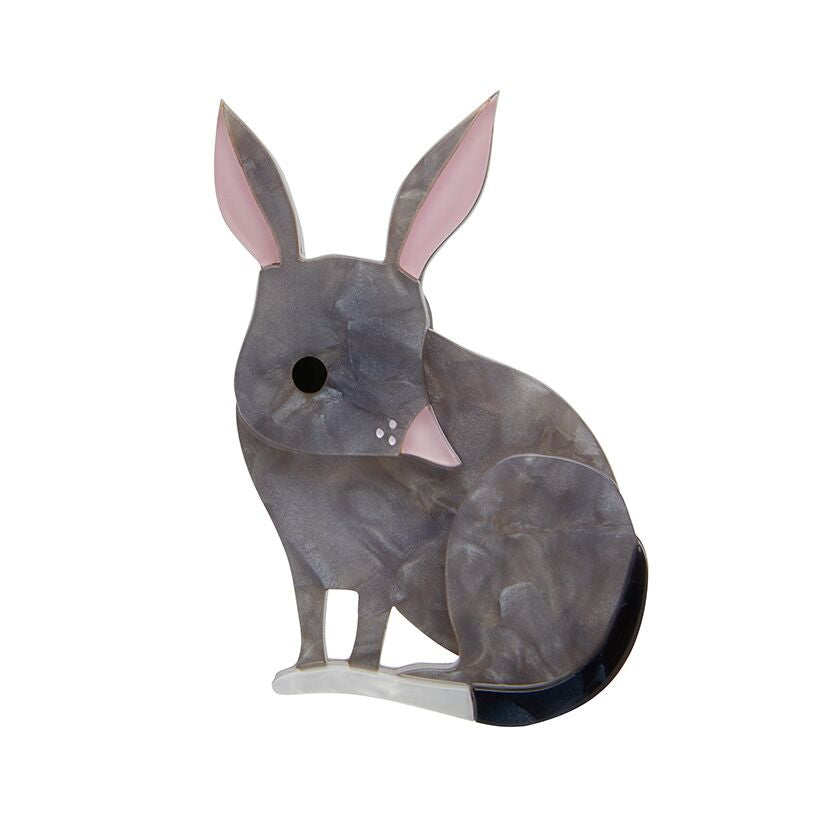 Erstwilder Bouncy Burrow Dweller Bilby Brooch