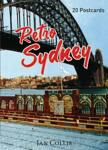 Retro Sydney 20 Postcards