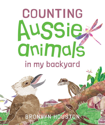 Counting Aussie Animals in My Backyard Paperback 2019 Edition