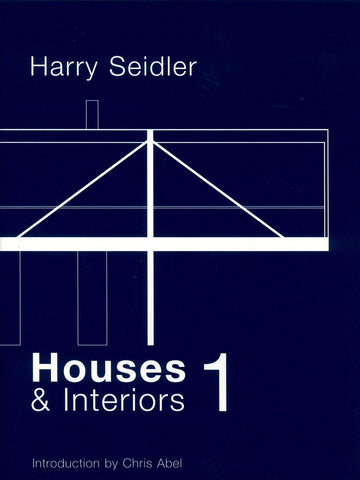Harry Seidler: Houses & Interiors (Box Set)