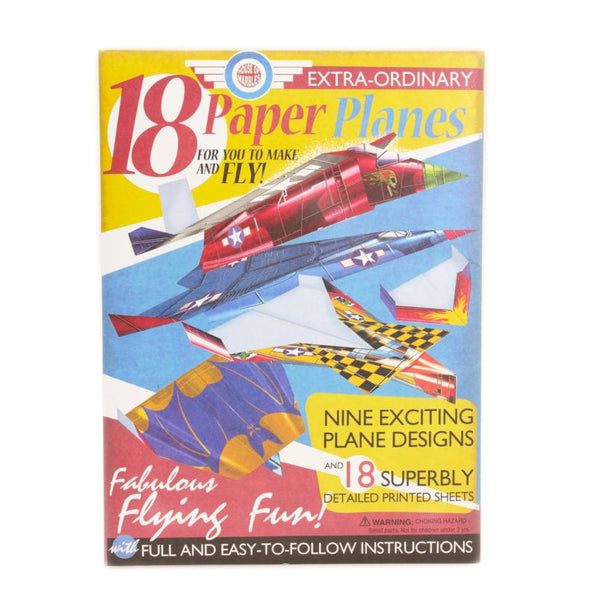 Paper Planes 18 Sheets