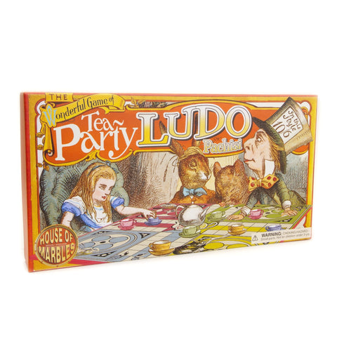 Tea-Party Ludo