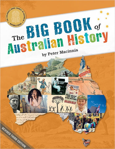 The Big Book Of Australian History Revised Third Edition - LAST COPY