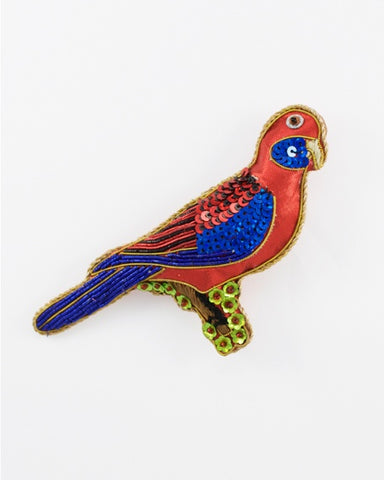 Crimson Rosella Decoration
