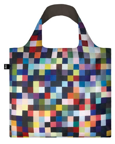 LOQI Colours Shopping Bag - GERHARD RICHTER Collection