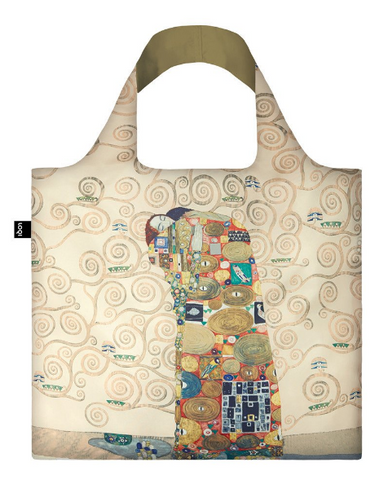 The Kiss Shopping Bag Gustav Klimt Collection