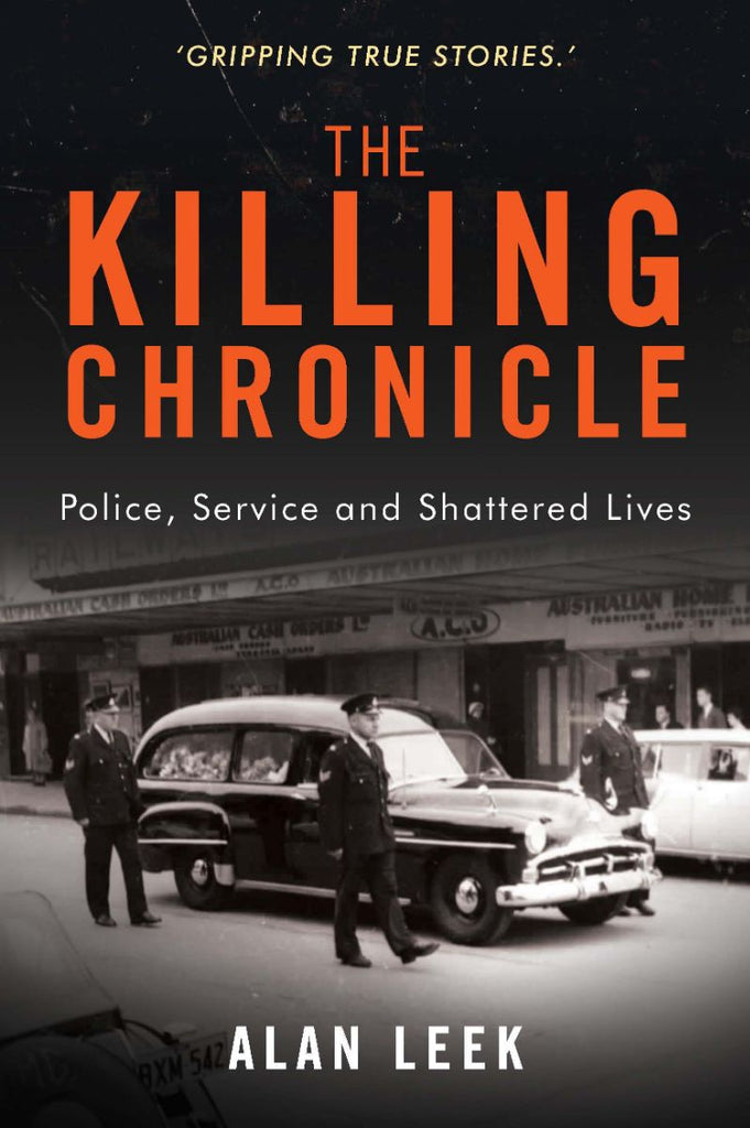 The Killing Chronicle: Police Service and Shattered Lives