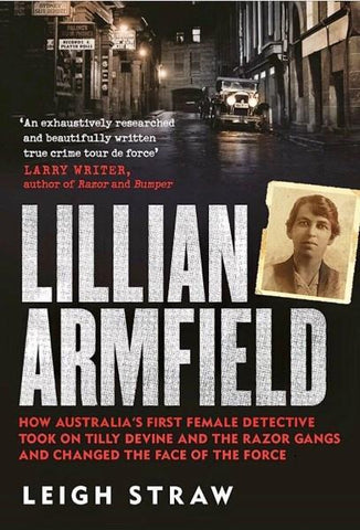 Lillian Armfield: Australia's First Female Detective