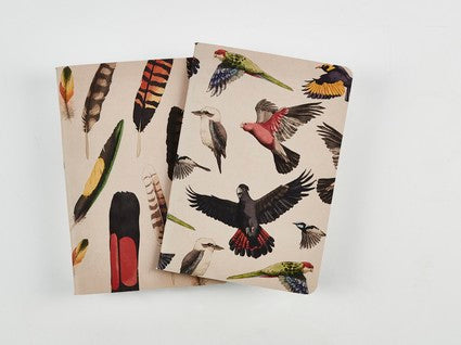 Notebook Set Australian Bird