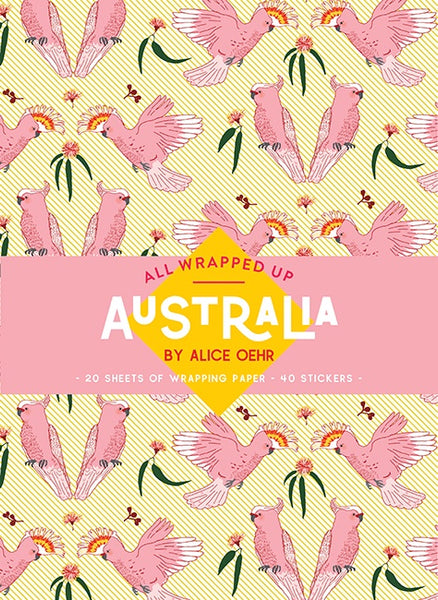 All Wrapped Up Australia by Alice Oehr