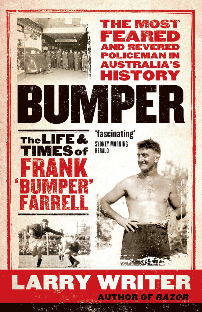 Bumper: The Life and Times of Frank 'Bumper' Farrell
