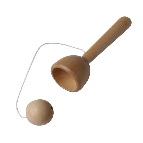 Wooden Cup and Ball