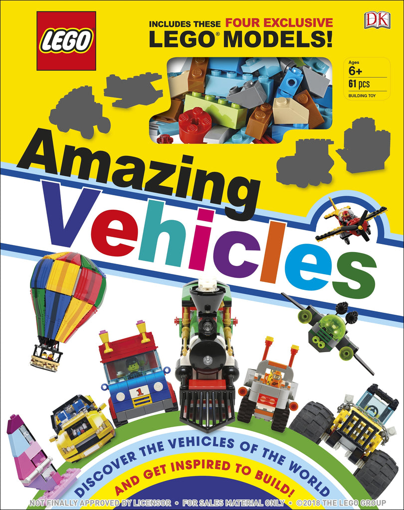 LEGO® Amazing Vehicles