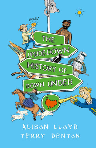 The Upside-down History of Down Under