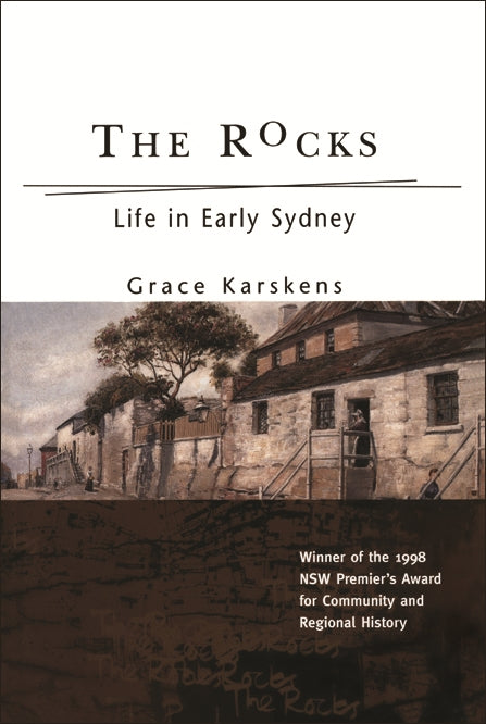 The Rocks: Life in early Sydney