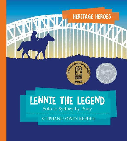 Lennie the Legend: Solo to Sydney by Pony Paperback