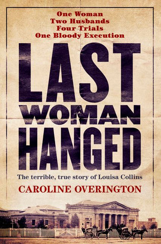 Last Woman Hanged Hardcover