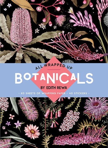 All Wrapped Up Botanicals by Edith Rewa