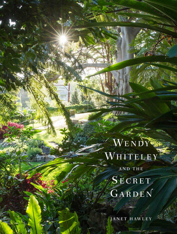 **DAMAGED DUST COVER** Wendy Whiteley and The Secret Garden