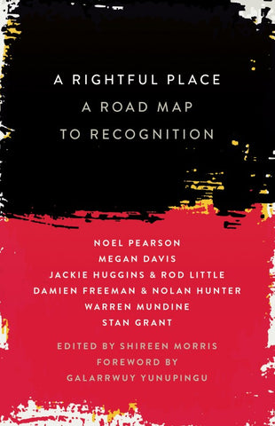 A Rightful Place: A Road Map to Recognition