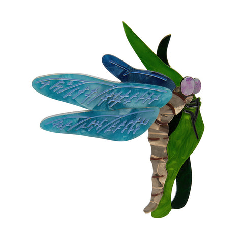 Erstwilder On Gossamer Wings Brooch