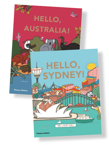 Hello, Sydney & Hello, Australia Book Bundle
