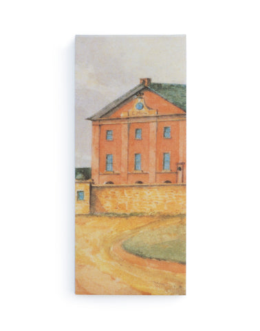 Convict Barrack Sydney N. S. Wales Magnetic Bookmark