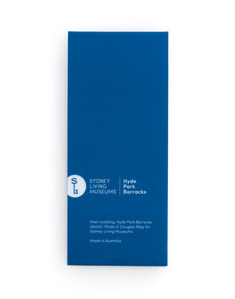 Hyde Park Barracks Magnetic Bookmark