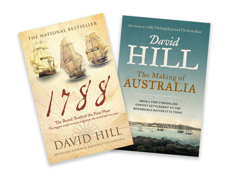 David Hill Bundle Offer