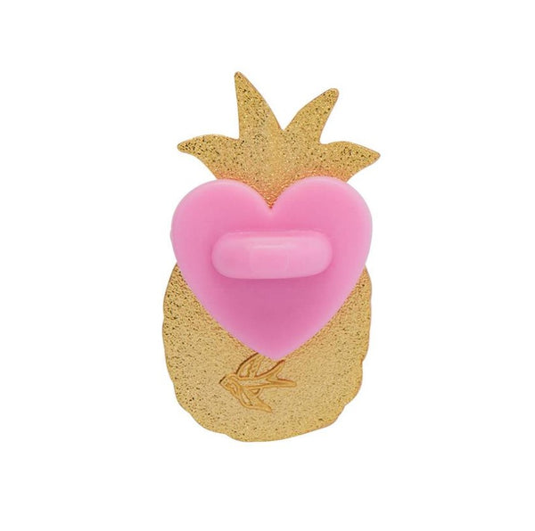 Erstwilder  Prickly Pineapple Enamel Pin