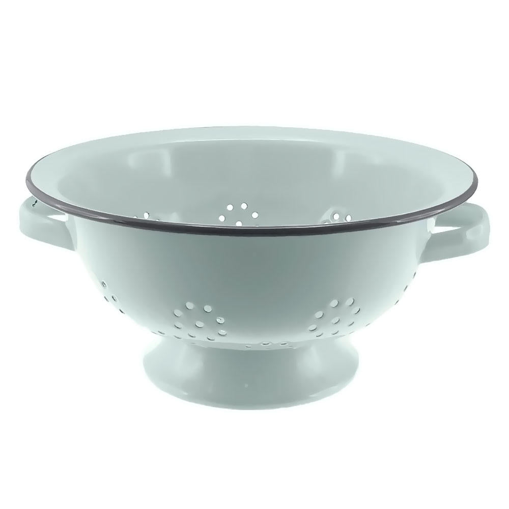 Colander Duck Egg Blue